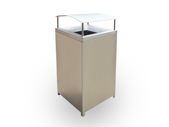 EM224-SS-120-HP Emerdyn Bin Enclosure with Hood and Pins, modified no perforations.jpg