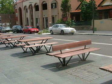 Kogarah, Custom Seats