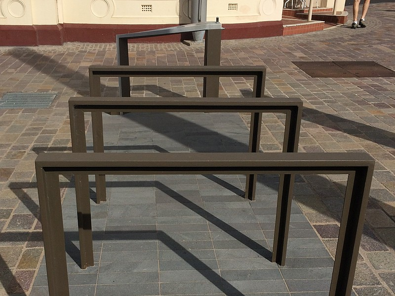 Emerdyn Custom - Bike Racks and Fountain - Maitland, Landscapes Australia.jpg